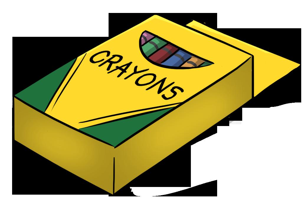 crayon-clipart-crayonpack2